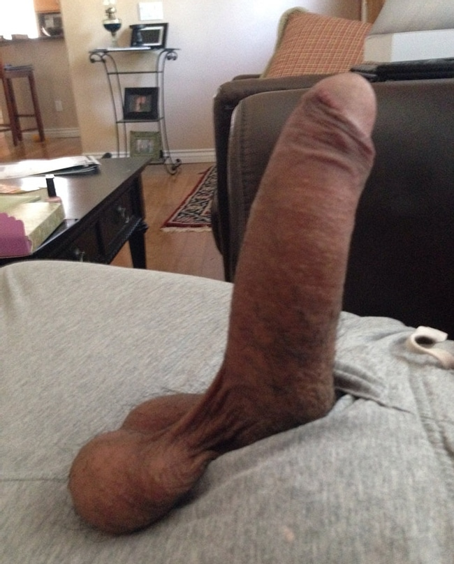 Beautiful Uncut Cock