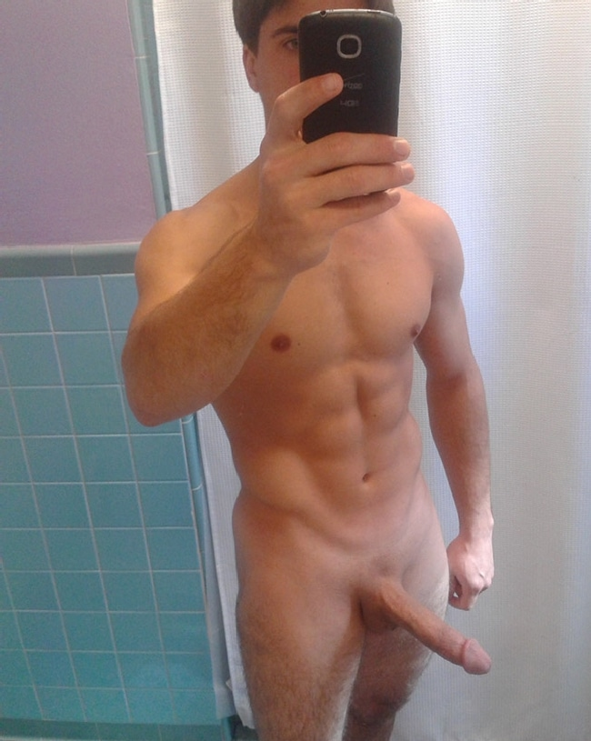 Big Hard Muscle Cock