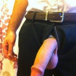 Man With A Delicious Hard Uncut Penis